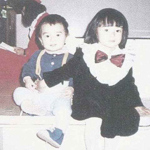 松本潤と姉