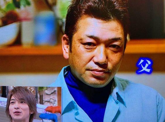 横浜流星の父