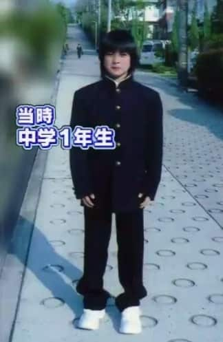 平野紫耀 中学